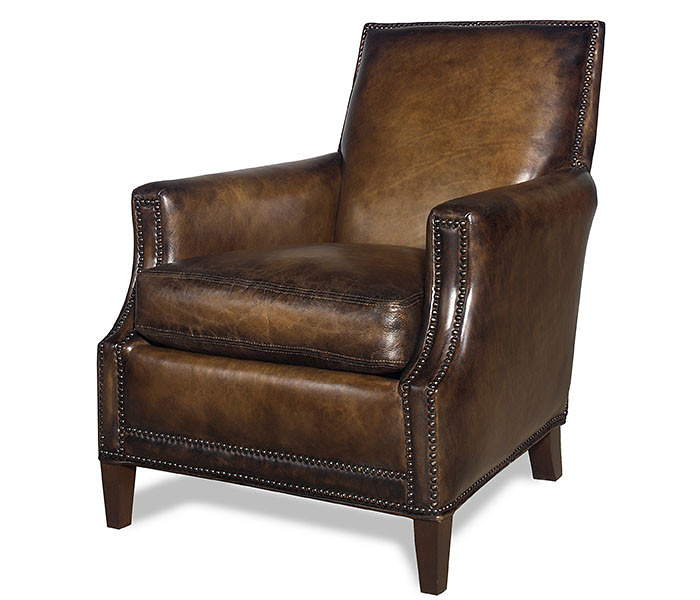 Frances Leather Chair