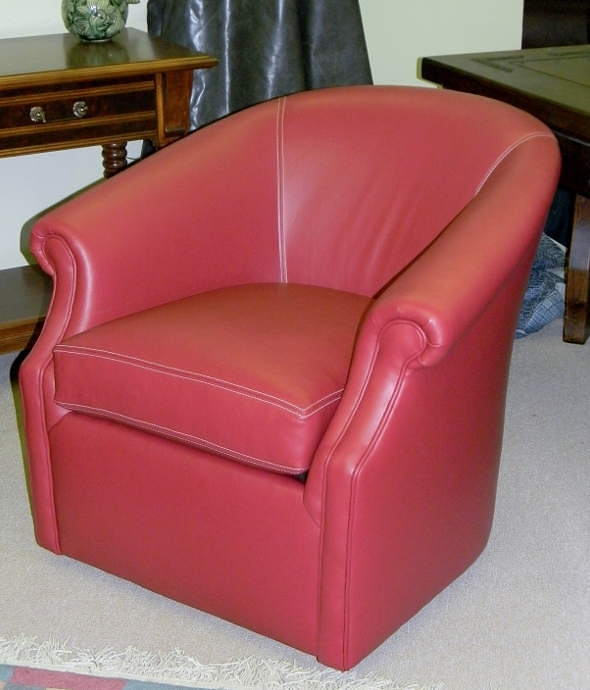 Hartman Leather Chair