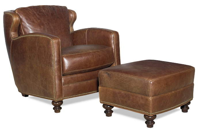 Laurel Leather Chair