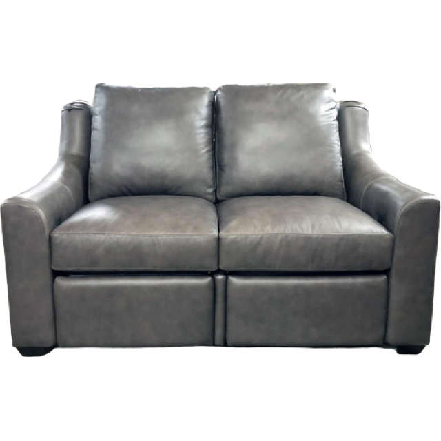 Donovan Leather Power Reclining Sofa
