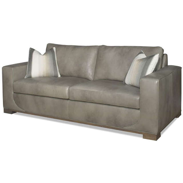 Maybank Leather Queen Size Sofa Sleeper