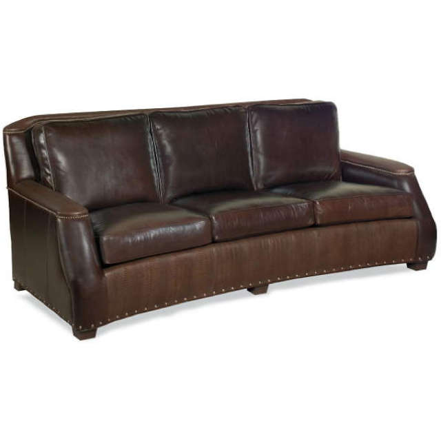 Hawthorne Leather Sofa Sleeper