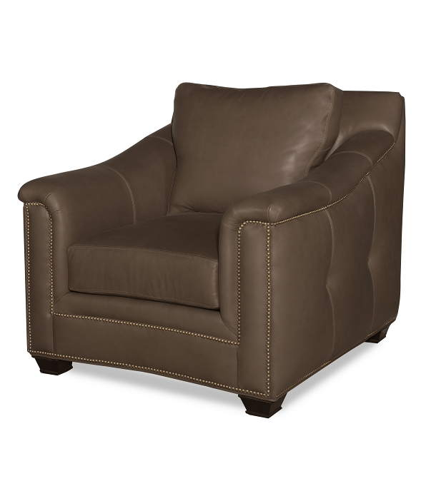 Ava Leather Chair