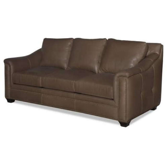 Ava Leather Sofa
