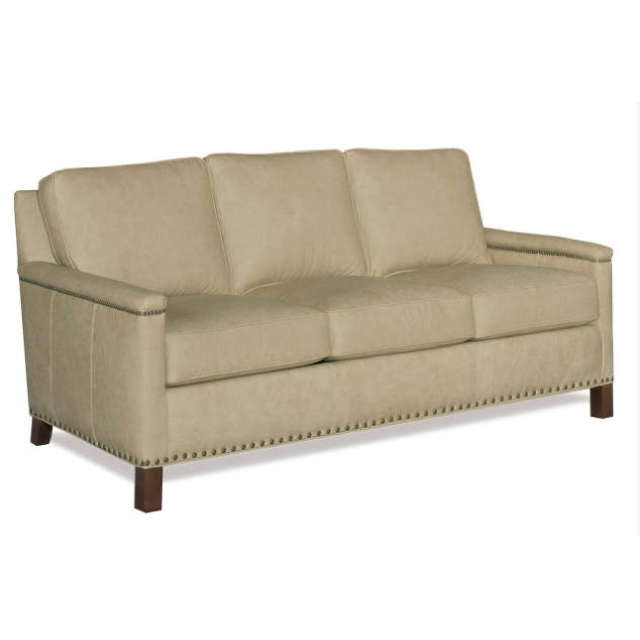 Hawkins Leather Loveseat