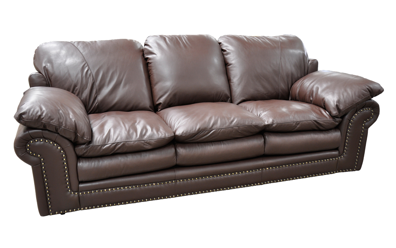Arlington Leather Loveseat