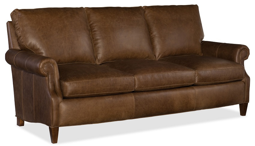 Pleasant Rodney Leather Sofa By Bradington Young Andrewgaddart Wooden Chair Designs For Living Room Andrewgaddartcom
