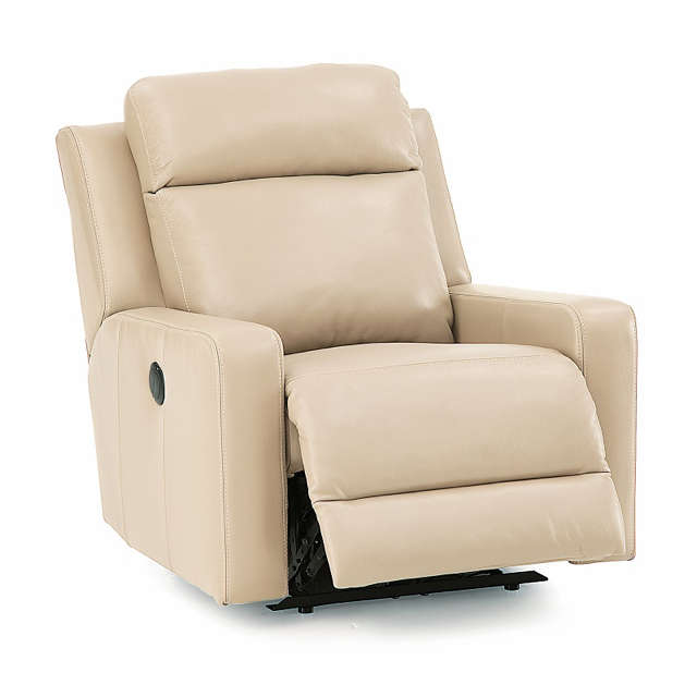 Forest Hill Leather Recliner