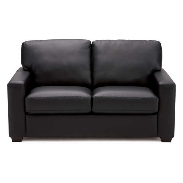 West End Leather Sofa