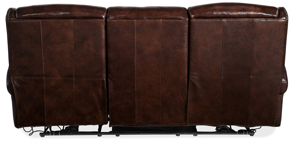 Groovy Skylar Leather Power Reclining Sofa With Articulating Headrest Gmtry Best Dining Table And Chair Ideas Images Gmtryco
