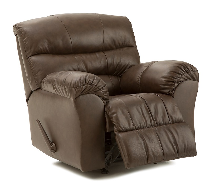 Durant Leather Wallhugger Recliner