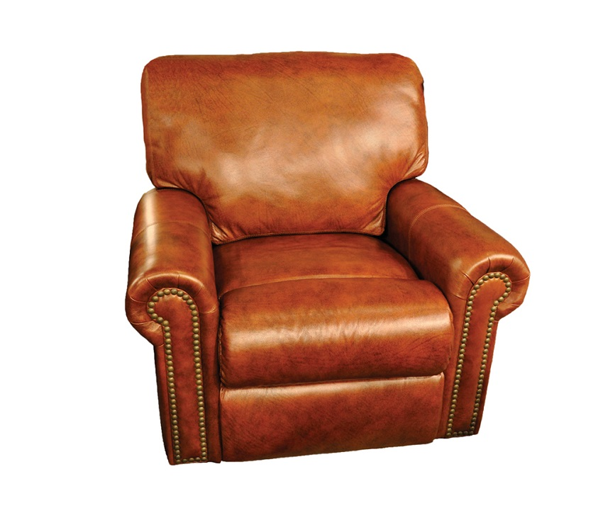 Fairmont Leather Power Lift Recliner