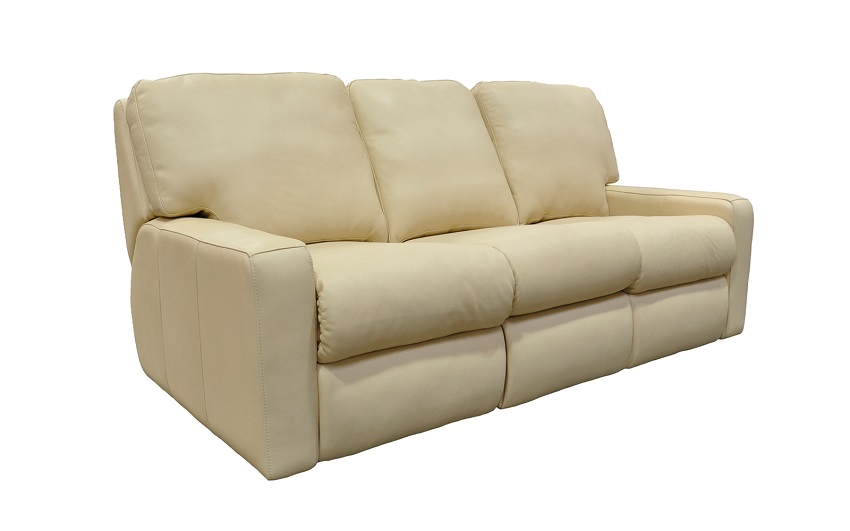 Malibu Leather Reclining Sofa