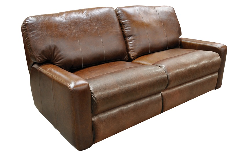 Atlantic Leather Reclining Sofa