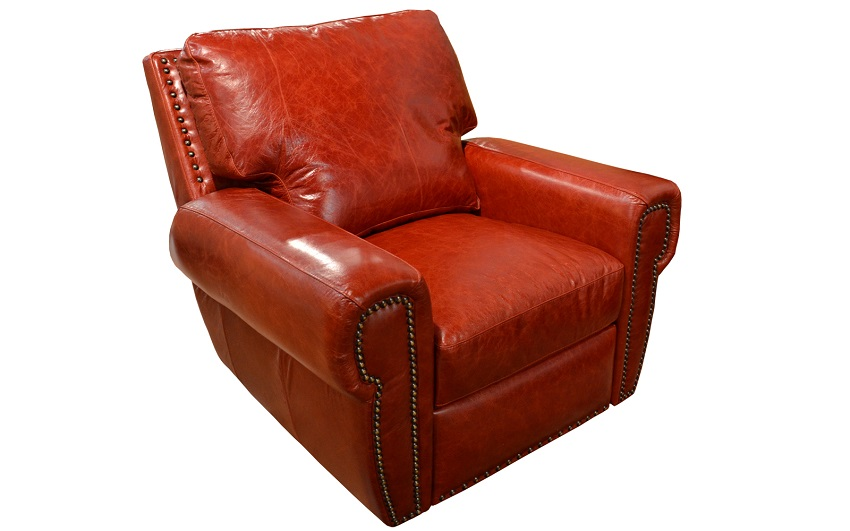 Dakota Leather Recliner