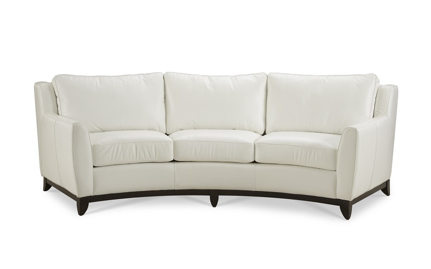 Pisa Leather Conversation Sofa