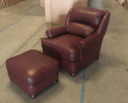 Nordland Leather Chair