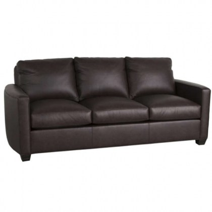 Forks Leather Sofa