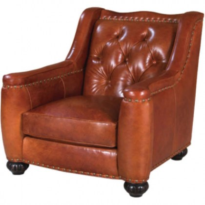 Winston Tight Back Leather Chair