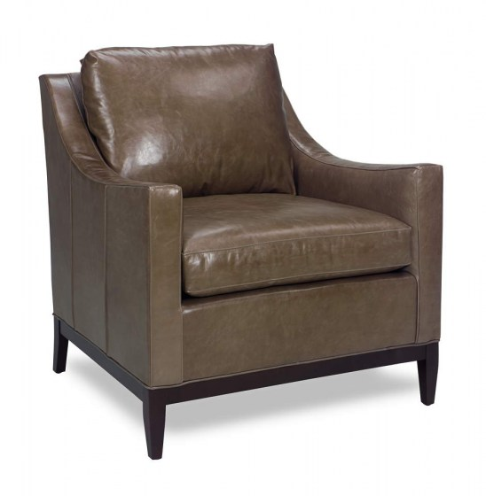 Pearson Leather Chair