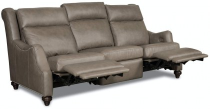 Whitley Leather Sofa