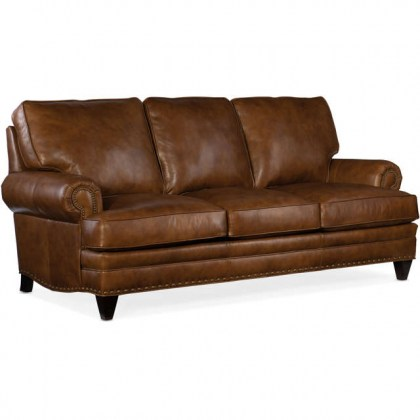 Carrado Leather Sofa - In Stock Furniture