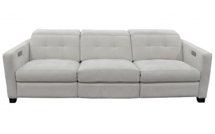 Sardinia Leather Power Reclining Sofa