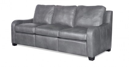 Ethan Leather Power Reclining Sofa