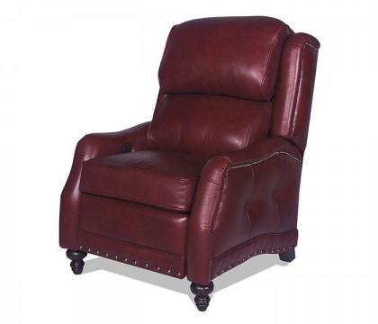881 Leather Recliner