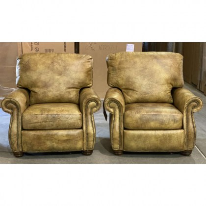 Huntington Leather Recliner