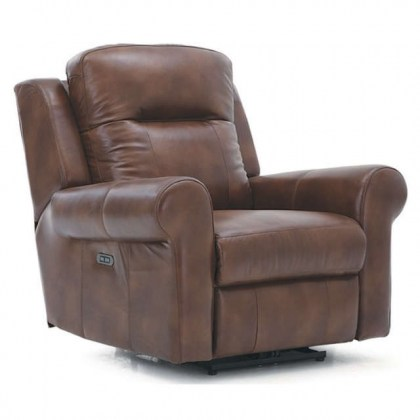 Hastings Leather Wallhugger Recliner