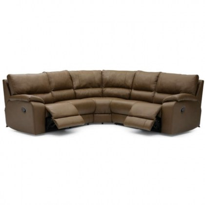 Oakwood Power Reclining Sectional