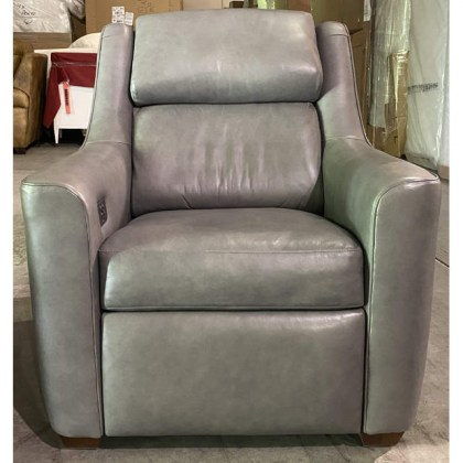 Power Recliner With Articulating Headrest on Clearance