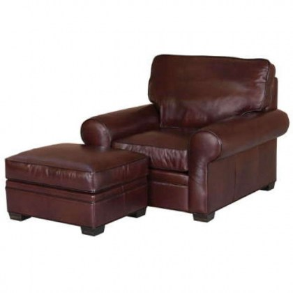 Huntley Leather Chair