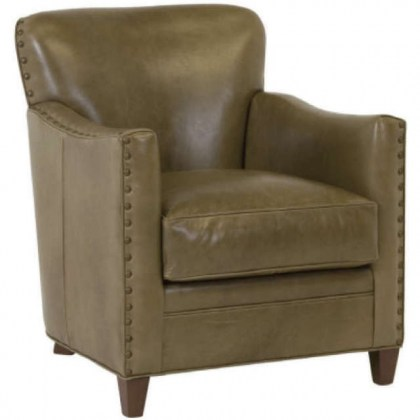 Magnolia Leather Chair