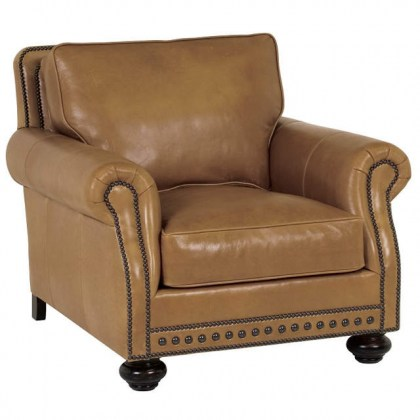 Carmichael Leather Chair