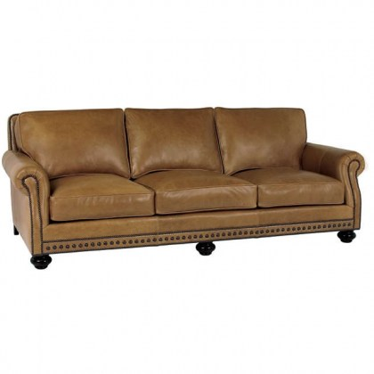 Carmichael Leather Sofa