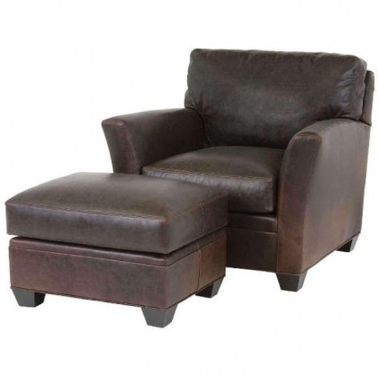 Darcy Leather Chair