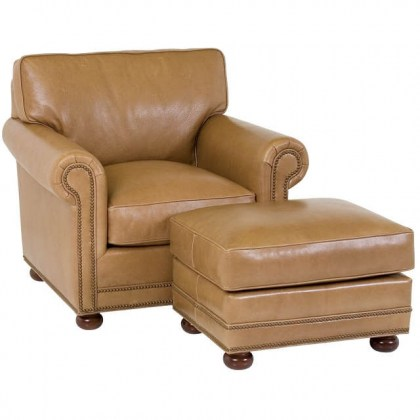 Samson Leather Chair