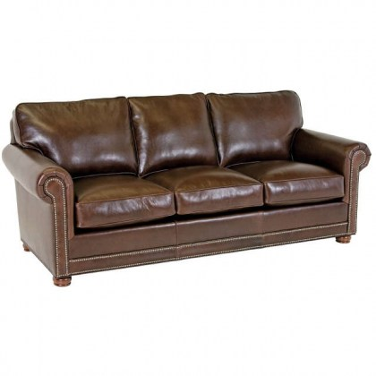 Samson Leather Sofa