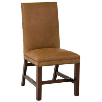 Carl Leather Dining Chair