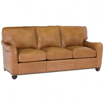 Heron Leather Sofa