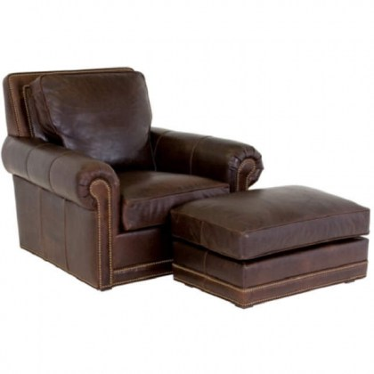Claremont Leather Chair