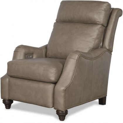 Abigail Leather Power Recliner