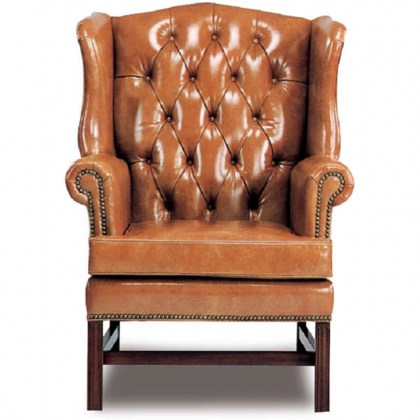 Gentlemans Leather Chair