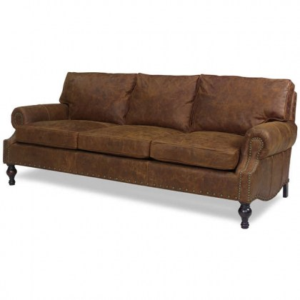 Bronson Leather Sofa