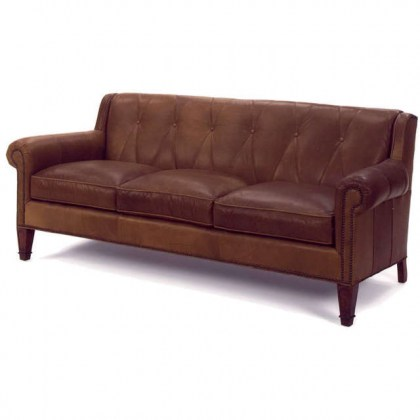 Cleo Leather Sofa