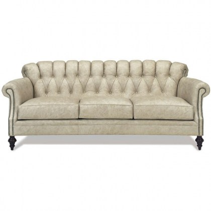 Emma Leather Sofa