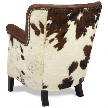 Hall Leather Cowhide Chair