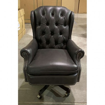 Clearance Leather Executive Chair
